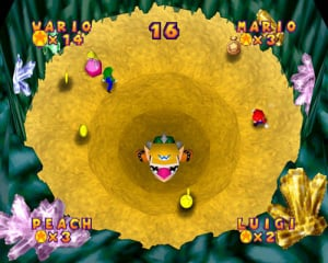 Mario Party 2 Review - Screenshot 1 of 3