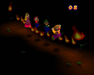 Mario Party 2 Review - Screenshot 2 of 3