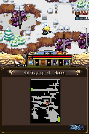 Zenonia Review - Screenshot 2 of 3
