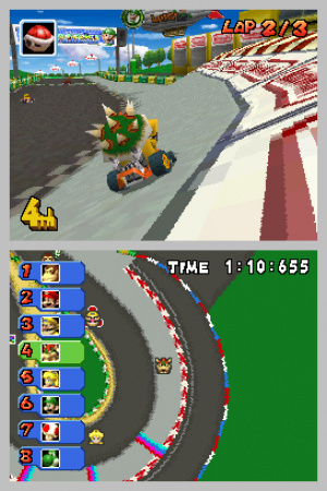 Mario Kart DS Review - Screenshot 3 of 3