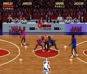 NBA Jam Review - Screenshot 1 of 4
