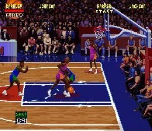 NBA Jam Review - Screenshot 2 of 4