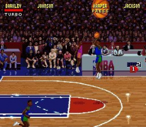 NBA Jam Review - Screenshot 3 of 4