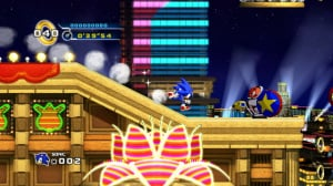 Sonic the Hedgehog 4: Episode 1 Review - Screenshot 4 of 6