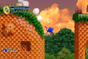 Sonic the Hedgehog 4: Episode 1 Screenshot