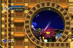 Sonic the Hedgehog 4: Episode 1 Screenshot