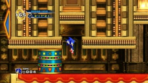 Sonic the Hedgehog 4: Episode 1 Review - Screenshot 1 of 6