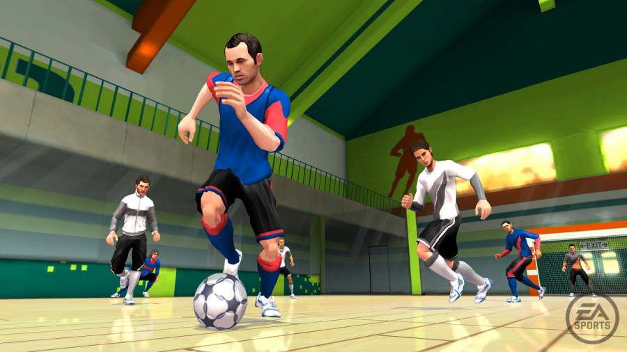 FIFA 11 Review - Screenshot 3 of 6