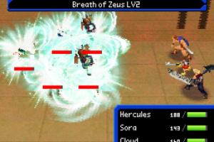 Kingdom Hearts Re:coded Screenshot