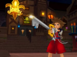 Kingdom Hearts Re:coded Review - Screenshot 4 of 4