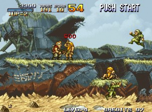 Metal Slug Review - Screenshot 1 of 3