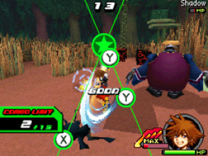 Kingdom Hearts Re:coded Review - Screenshot 3 of 4