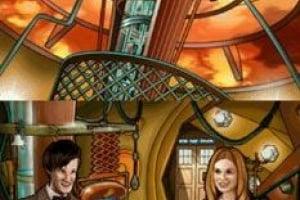 Doctor Who: Evacuation Earth Screenshot