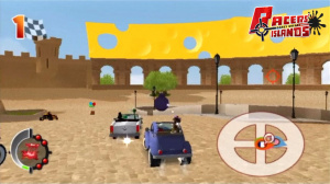 Racers' Islands: Crazy Arenas Review - Screenshot 4 of 5