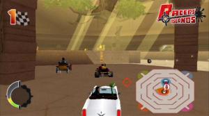 Racers' Islands: Crazy Arenas Review - Screenshot 1 of 5