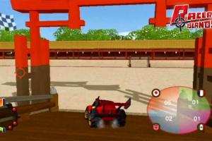 Racers' Islands: Crazy Arenas Screenshot