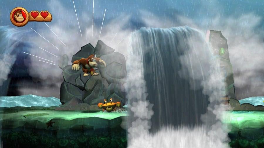 Donkey Kong Country Returns Review - Screenshot 1 of 4