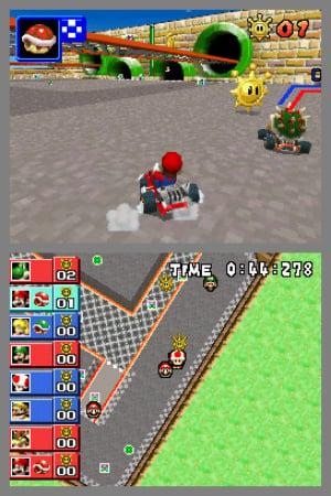 Mario Kart DS Review - Screenshot 5 of 5