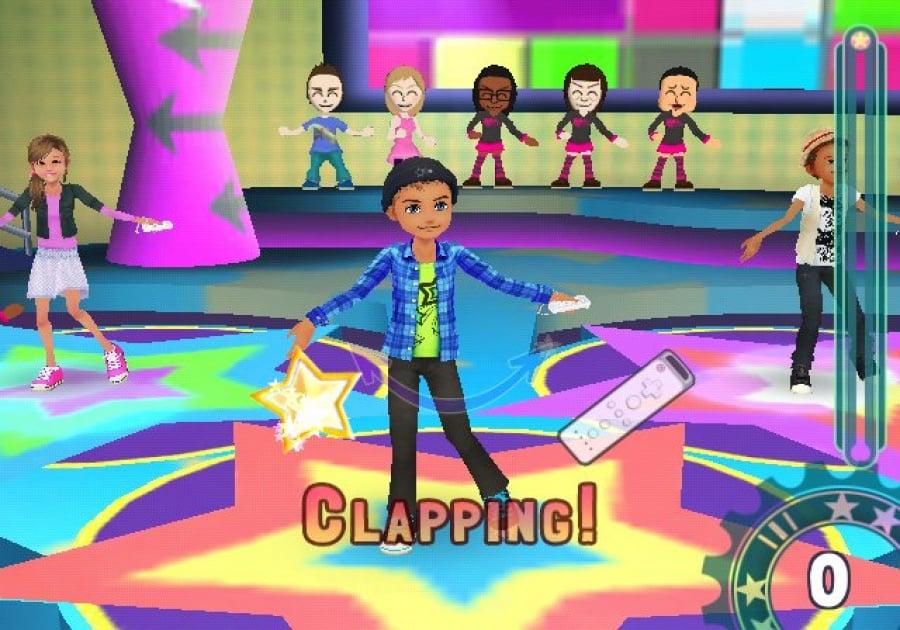 Kidz Bop Dance Party! The Video Game Review - Screenshot 1 of 5