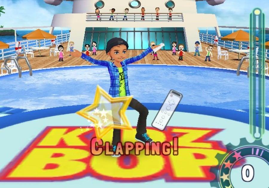 Kidz Bop Dance Party! The Video Game Review - Screenshot 2 of 5