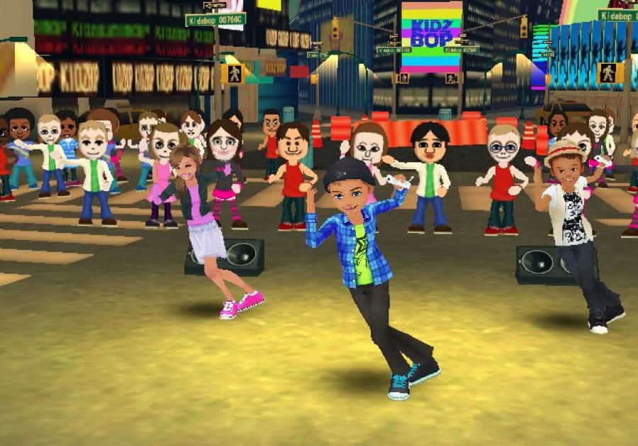 Kidz Bop Dance Party! The Video Game Review - Screenshot 1 of 5