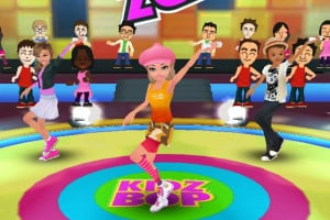Kidz Bop Dance Party! The Video Game Screenshot
