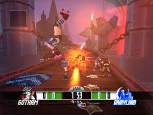 Jam City Rollergirls Review - Screenshot 4 of 5