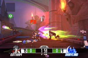 Jam City Rollergirls Screenshot