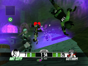 Jam City Rollergirls Review - Screenshot 1 of 4