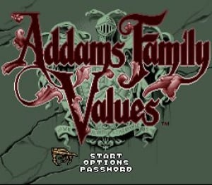 Addams Family Values Review - Screenshot 3 of 5