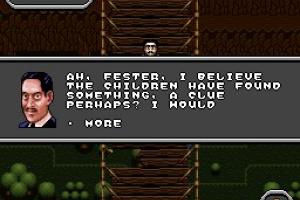 Addams Family Values Screenshot