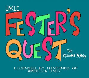 Fester's Quest Review - Screenshot 3 of 4