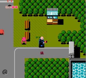 Fester's Quest Review - Screenshot 1 of 4