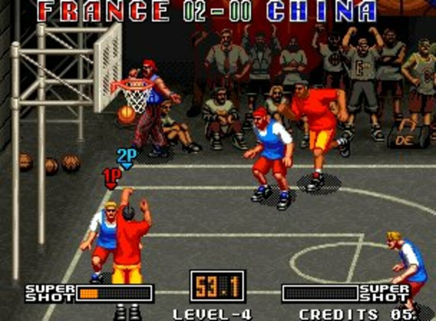 Street Hoop Screenshot