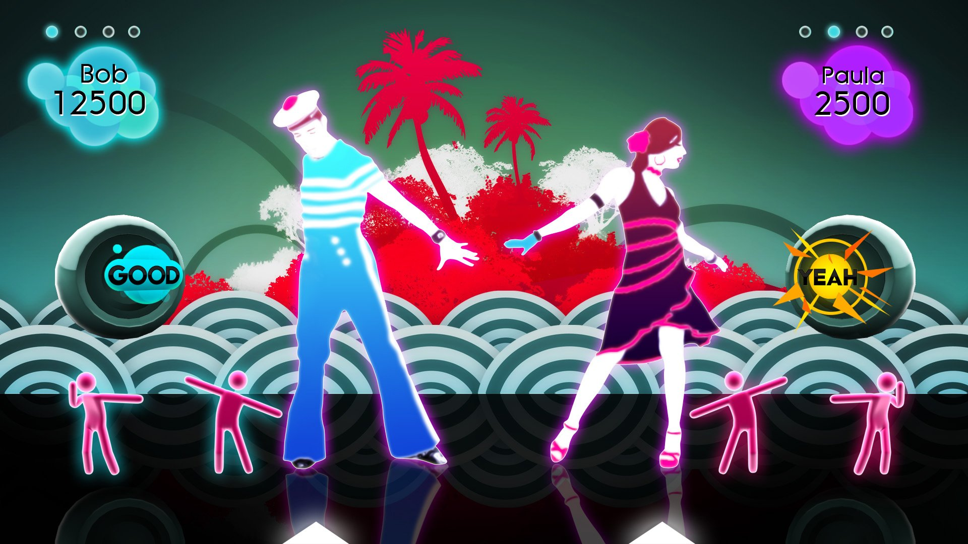 Just Dance 2 Screenshot