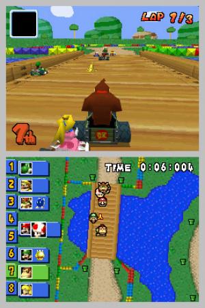 Mario Kart DS Review - Screenshot 1 of 3