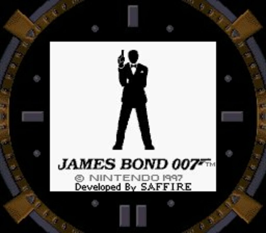 James Bond 007 Screenshot