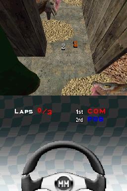 Micro Machines v4 Screenshot