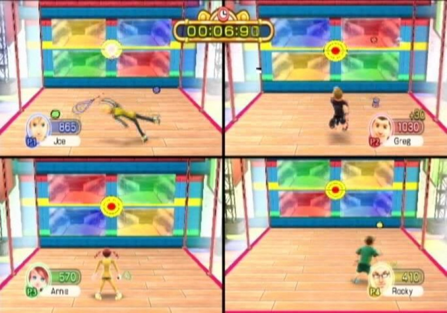 Family Party: Fitness Fun Review - Screenshot 2 of 4