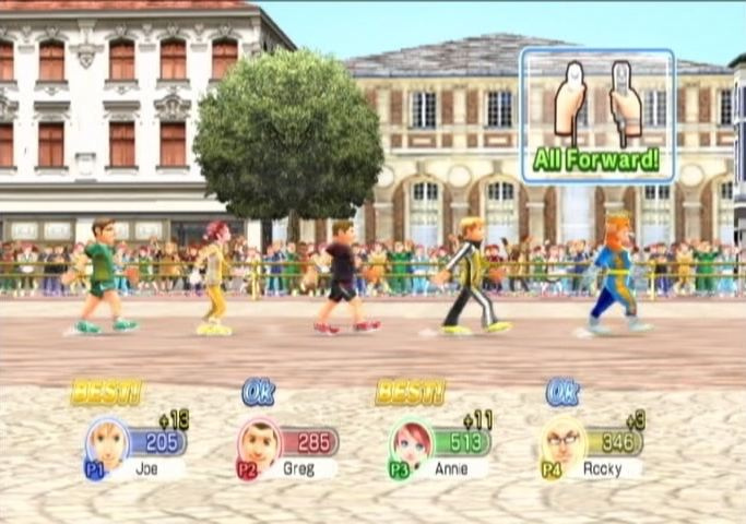 Family Party: Fitness Fun Screenshot