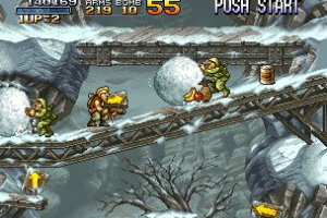 Metal Slug Screenshot