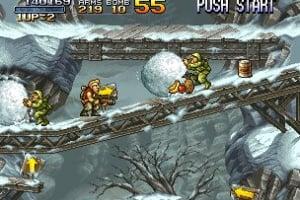 Metal Slug Screenshot