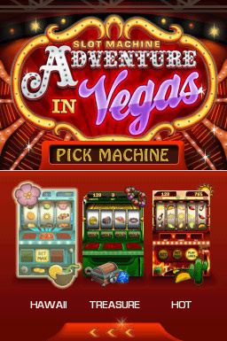 Adventure In Vegas: Slot Machine Screenshot