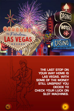 Adventure In Vegas: Slot Machine Screenshot