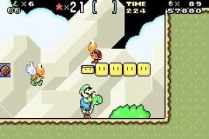 Super Mario Advance 2: Super Mario World Review - Screenshot 1 of 3