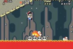 Super Mario Advance 2: Super Mario World Review - Screenshot 2 of 3