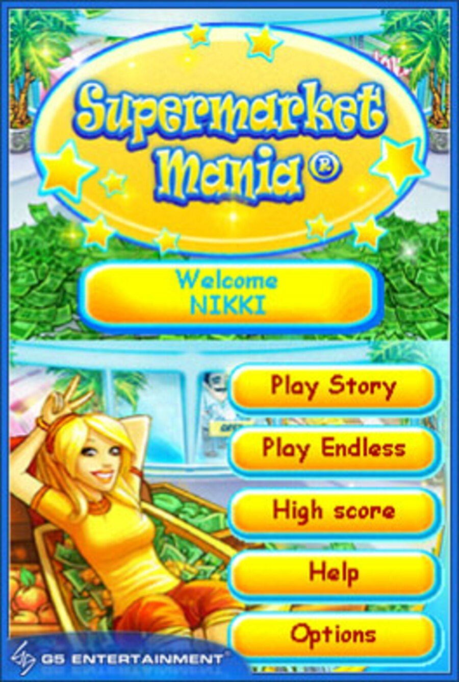 Supermarket Mania Screenshot