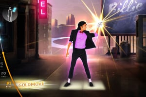 Michael Jackson: The Experience Screenshot