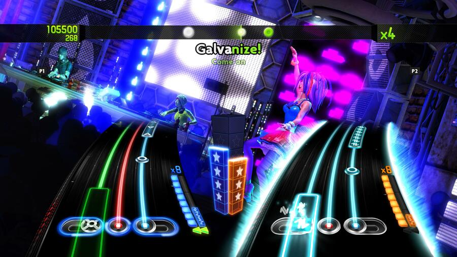 DJ Hero 2 Screenshot