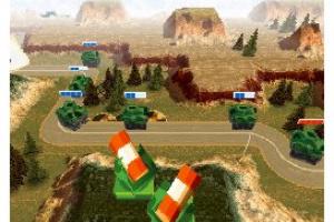 Glory Days - Tactical Defense Screenshot